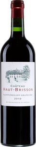 Château Haut Brisson 2010, Ac Saint émilion Grand Cru Bottle
