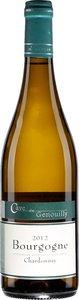 Cave De Genouilly Bourgogne 2012 Bottle