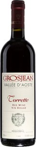 Grosjean Torrette 2012, Valle D'aosta Bottle