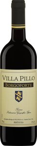 Villa Pillo Borgoforte 2010 Bottle