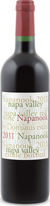 Dominus Napanook 2011, Napa Valley Bottle