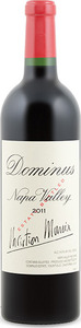 Dominus 2011, Napa Valley Bottle