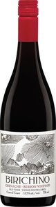 Birichino Besson Grenache Vineyard Vigne Centenaire 2012 Bottle