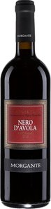 Morgante Nero D' Avola 2012, Igt Sicilia Bottle