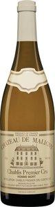 Château De Maligny Chablis Premier Cru Homme Mort 2013, Chablis Bottle
