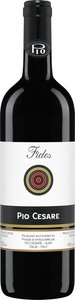 Pio Cesare Fides Barbera D'alba 2012 Bottle