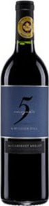 Mission Hill 5 Vineyards Cabernet Merlot 2012, VQA Okanagan Valley Bottle