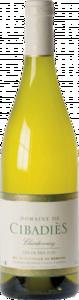 Domaine Cibadiès Chardonnay 2014, Pays D'oc Bottle