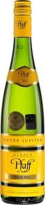Pfaffenheim Cuvee Jupiter Riesling 2012, Alsace Bottle