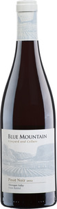 Blue Mountain Pinot Noir 2013, VQA Okanagan Valley Bottle