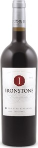 Ironstone Old Vine Zinfandel 2013, Lodi Bottle