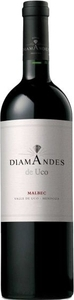 Diamandes De Uco Malbec 2012 Bottle