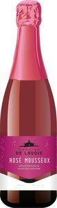 Domaine De Lavoie Vin Mousseux Rosé 2013 Bottle