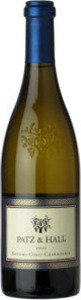Patz & Hall Sonoma Coast Chardonnay 2012, Sonoma County Bottle
