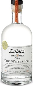 Dillon's The White Rye Bottle