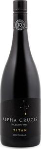 Alpha Crucis Titan Shiraz 2012, Mclaren Vale, South Australia Bottle