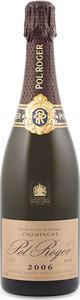 Pol Roger Vintage Extra Cuvee De Reserve Brut Rosé Champagne 2006, Ac Bottle