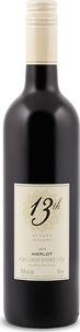 13th Street Merlot 2012, VQA Creek Shores, Niagara Peninsula Bottle