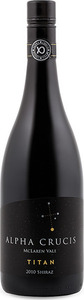 Alpha Crucis Titan Shiraz 2010, Mclaren Vale, South Australia Bottle
