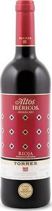 Torres Altos Ibéricos Crianza 2012, Doca Rioja Bottle
