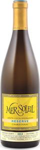 Mer Soleil Reserve Chardonnay 2013, Santa Lucia Highlands Bottle