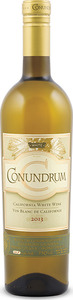 Conundrum California White 2013 Bottle