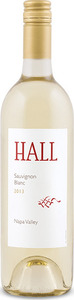 Hall Sauvignon Blanc 2013, Napa Valley Bottle