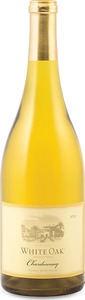 White Oak Chardonnay 2012, Russian River Valley, Sonoma County Bottle