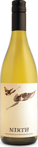 Mirth Chardonnay 2013, Columbia Valley Bottle