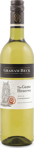Graham Beck The Game Reserve Chardonnay 2013, Wo Robertson Bottle