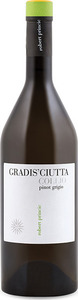 Gradis'ciutta Pinot Grigio 2013, Doc Collio Bottle