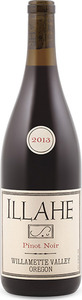 Illahe Pinot Noir 2013, Willamette Valley Bottle
