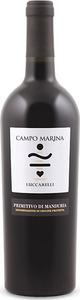 Luccarelli Campo Marina Primitivo Di Manduria 2012, Dop Bottle
