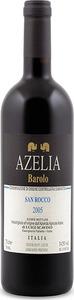 Azelia San Rocco Barolo 2005, Docg Bottle