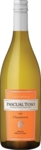 Pascual Toso Chardonnay 2013 Bottle