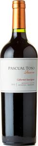 Pascual Toso Barrancas Vineyards Reserva Cabernet Sauvignon 2013, Mendoza Bottle