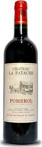 Château La Patache Pomerol 2010 Bottle