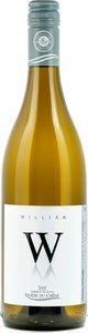 Vignoble De La Rivière Du Chêne Cuvée William Blanc 2013 Bottle