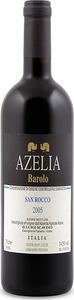 Azelia San Rocco Barolo 2004, Docg Bottle