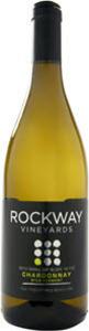 Rockway Vineyards Small Lot Block 12 110 Chardonnay Wild Ferment 2013, Twenty Mile Bench Bottle