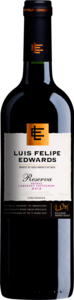 Luis Felipe Edwards Reserva Shiraz Cabernet Sauvignon 2013 Bottle