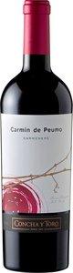 Carmin De Peumo Carmenère 2010 Bottle