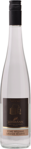 J. & M. Lehmann Poire Williams Grande Réserve, Eau De Vie Et Brandy (700ml) Bottle