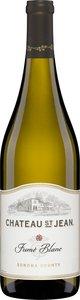 Château St. Jean Fumé Blanc 2013, Sonoma County Bottle