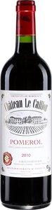 Château Le Caillou 2010, Ac Pomerol Bottle