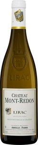 Château Mont Redon Lirac Blanc 2013 Bottle