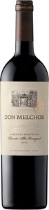 Concha Y Toro Don Melchor Cabernet Sauvignon 2010 Bottle