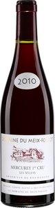 Domaine Du Meix Foulot Mercurey Premier Cru Les Veleys 2009 Bottle