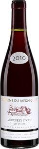 Domaine Du Meix Foulot Mercurey Premier Cru Les Veleys 2010 Bottle