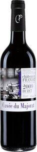 Château Du Frandat Cuvée Du Majorat 2009 Bottle